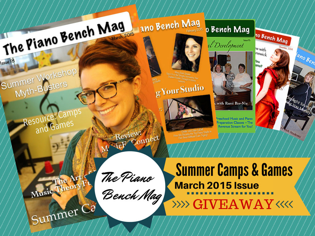 MarchGiveaway
