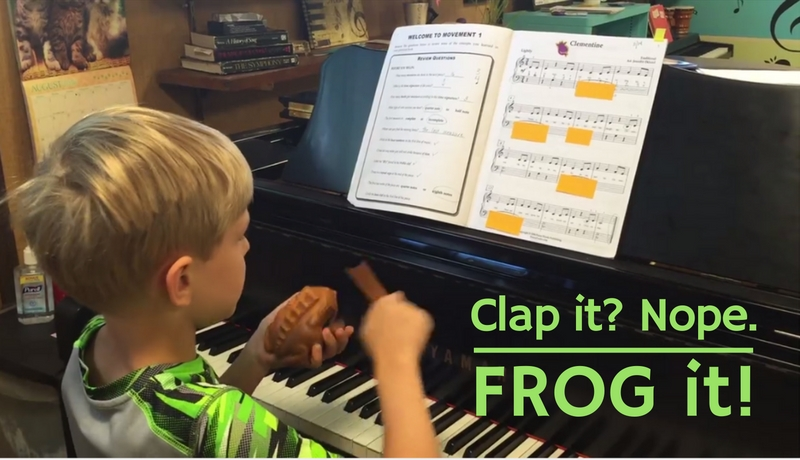 Clap it_ Nope.FROG it!